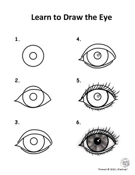 Learn to Draw the Eye