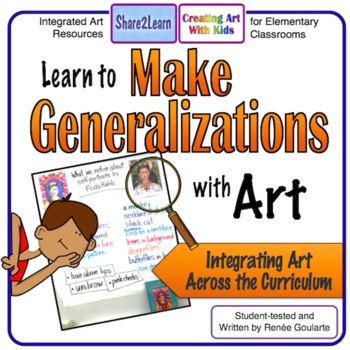 Making Generalizations Worksheets Teachers Pay Teachers