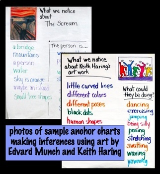 Make Inferences with Art