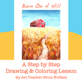 Learn to Make a Barn on a Hill