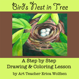 Learn to Make a Bird's Nest in a Tree