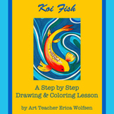 Learn to Make a Swimming Koi Fish