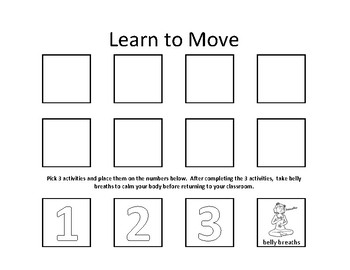 Learn to Move