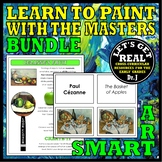 Learn to Paint with the Masters BUNDLE (Art Smart Series)