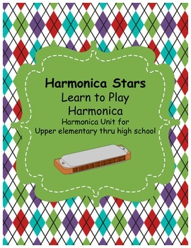 Music Instruments: The EASY Way to Teach Harmonica