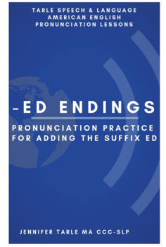 Learn to Pronounce -ED Suffix in English