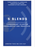 Learn to Pronounce S Blends in English - English Pronuncia