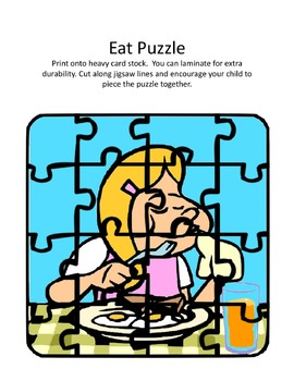 Learn to Read Letter E Activity Pack