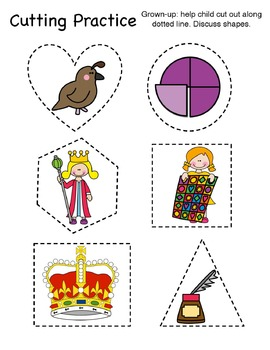 Learn to Read Letter Q Activity Pack