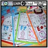 Learn to Read Leveled Fluency BEYOND Bundle