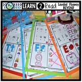 Learn to Read Leveled Fluency BEYOND Bundle
