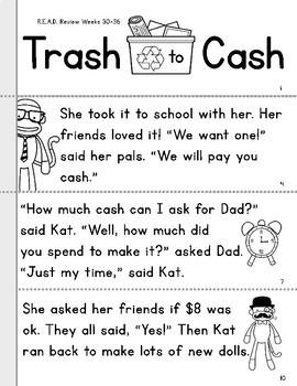Kindergarten READ:Mini Assessment