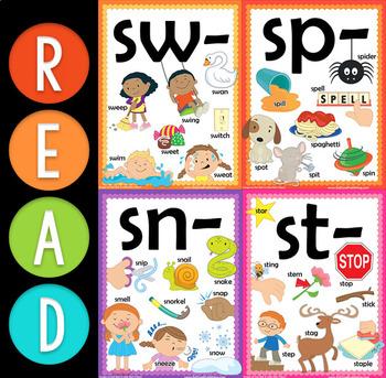 Kindergarten READ:Review 16-19