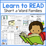 Learn to Read - Short a Unit 1