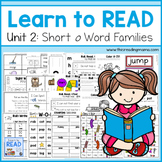 Learn to Read - Short o Unit 2