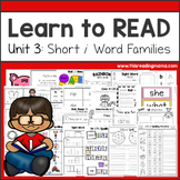 Learn to Read - Short i Unit 3