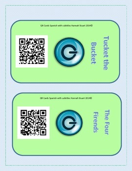 Learn to Read Spanish with QR Codes and Online Resources