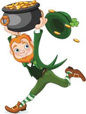 Learn to Spell & Use Homophones with Lucky the Leprechaun & The Pots O' Gold