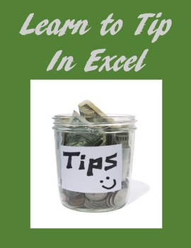Learn to Tip in Microsoft Excel