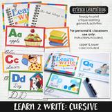 Learn to Write: Cursive