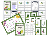 Learn to Write - Dinosaurs! (Capital Letters)