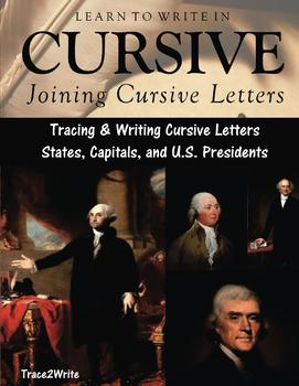 Learn to Write In Cursive: Joining Cursive Letters