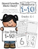Learn to Write Numbers 0-10