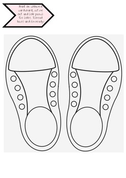 Learn to tie your shoes
