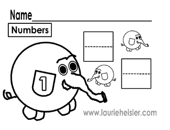 Learning Writing Numbers Worksheets Teaching Resources | Teachers ...