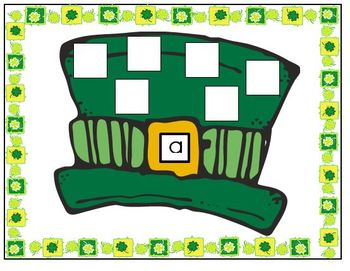 Learn with the Leprechauns in Kindergarten  *Literacy and Math Activities*