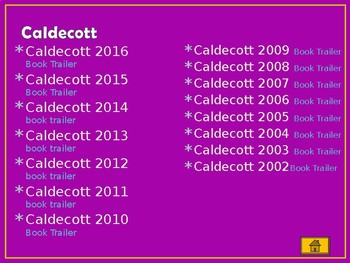 Learn your Caldecott book trailers