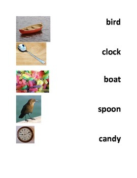 Learn your nouns!