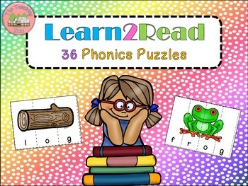 Learn2Read Phonics Puzzles
