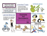 Learned Behaviors and Inherited Traits (5th flip book idea)