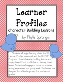 Learner Profile Activities
