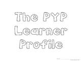 IB Learner Profile Booklet