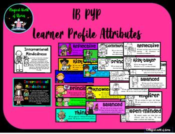Learner Profile - IB PYP ( Updated Version )