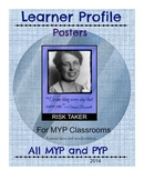 Learner Profile Posters for MYP Classrooms
