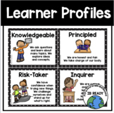 Learner Profile Posters for the Classroom