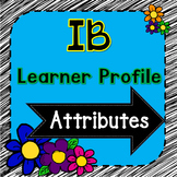Learner Profile Signs - arrows