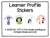 Learner Profiles Stickers