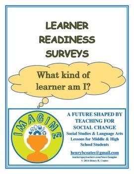 Learner Readiness Surveys