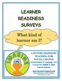 Learner Readiness Surveys