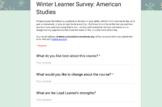Learner Survey