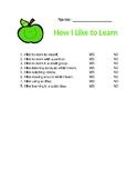Learner Surveys