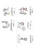 Learner profile award cards - hand-drawn for younger students!