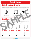Learning 8th Notes