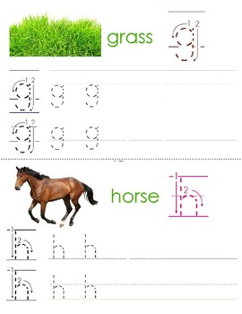 Learning ABC's with REAL Pictures