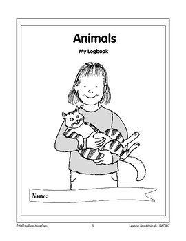 Learning About Animals: Using Logbooks