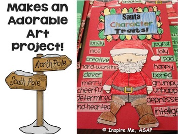 Character Traits: Santa